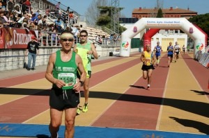 Antonio Ruiz (661) finishes Ciudad Real 10k